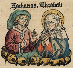 Zechariah and Elizabeth