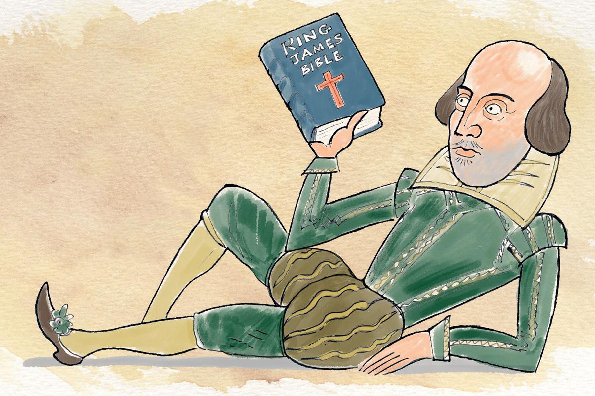 shakespeare-bible