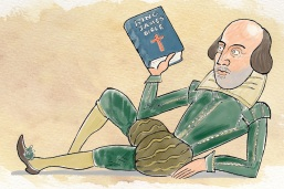 shakespeare-bible